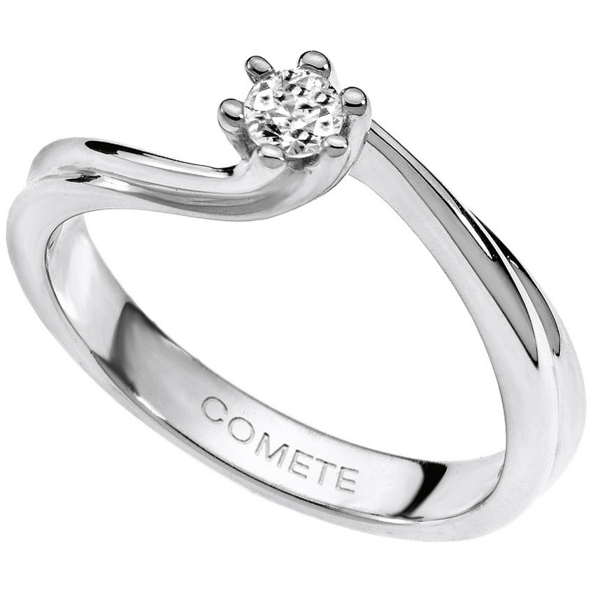 ring woman jewellery Comete Solitario ANB 1502