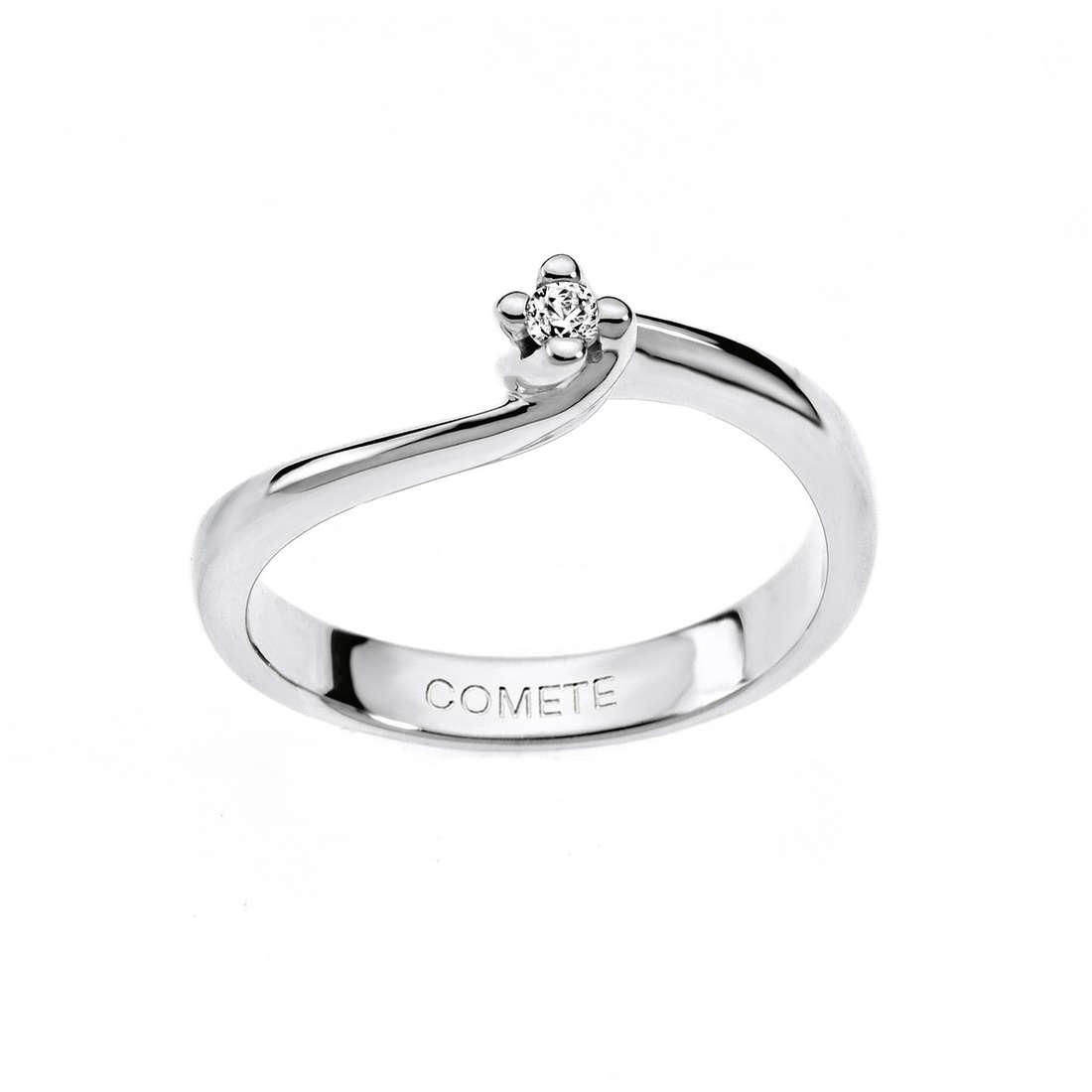 ring woman jewellery Comete Solitario ANB 1523