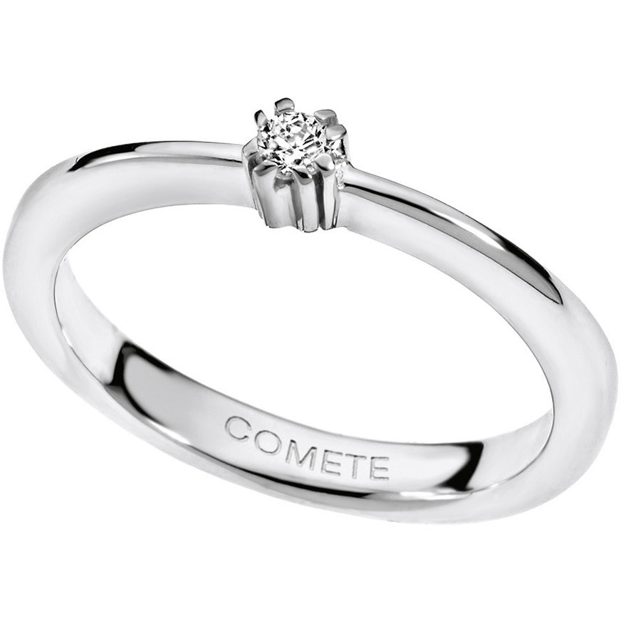 ring woman jewellery Comete Solitario ANB 1537