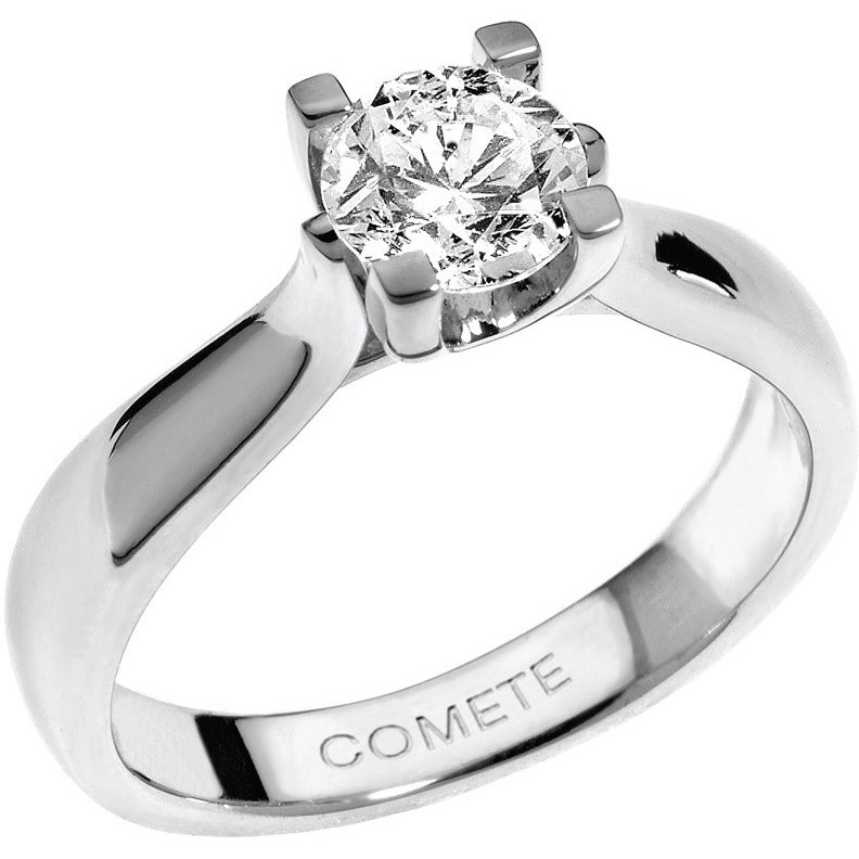 ring woman jewellery Comete Solitario ANB 1550
