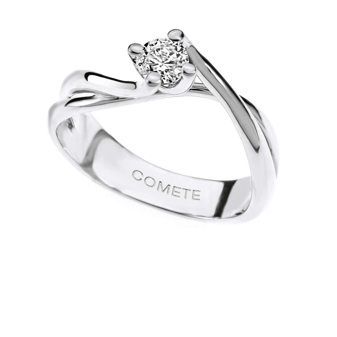 ring woman jewellery Comete Solitario ANB 1568