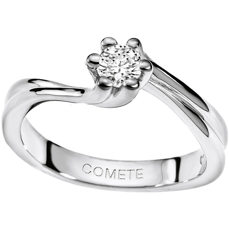 ring woman jewellery Comete Solitario ANB 1569