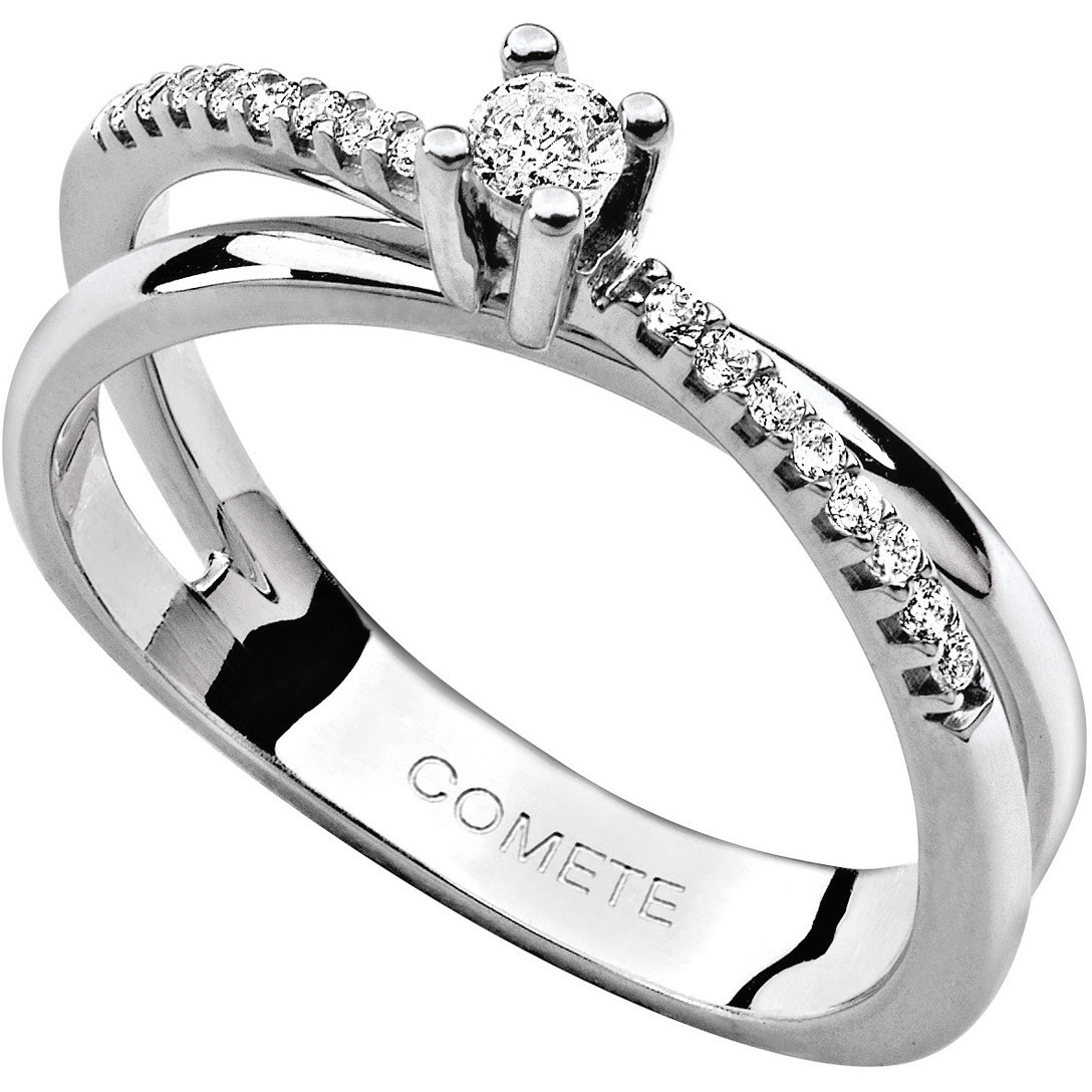 ring woman jewellery Comete Solitario ANB 1580