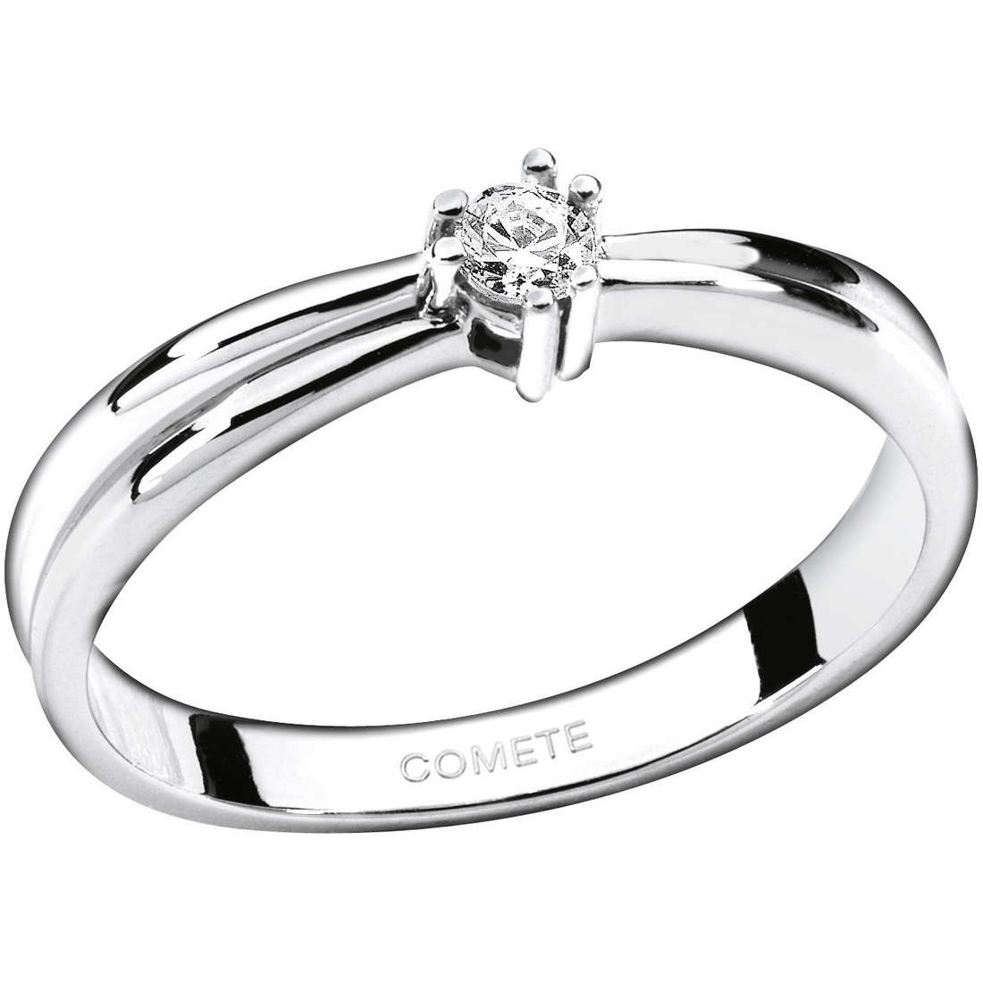 ring woman jewellery Comete Solitario ANB 1583