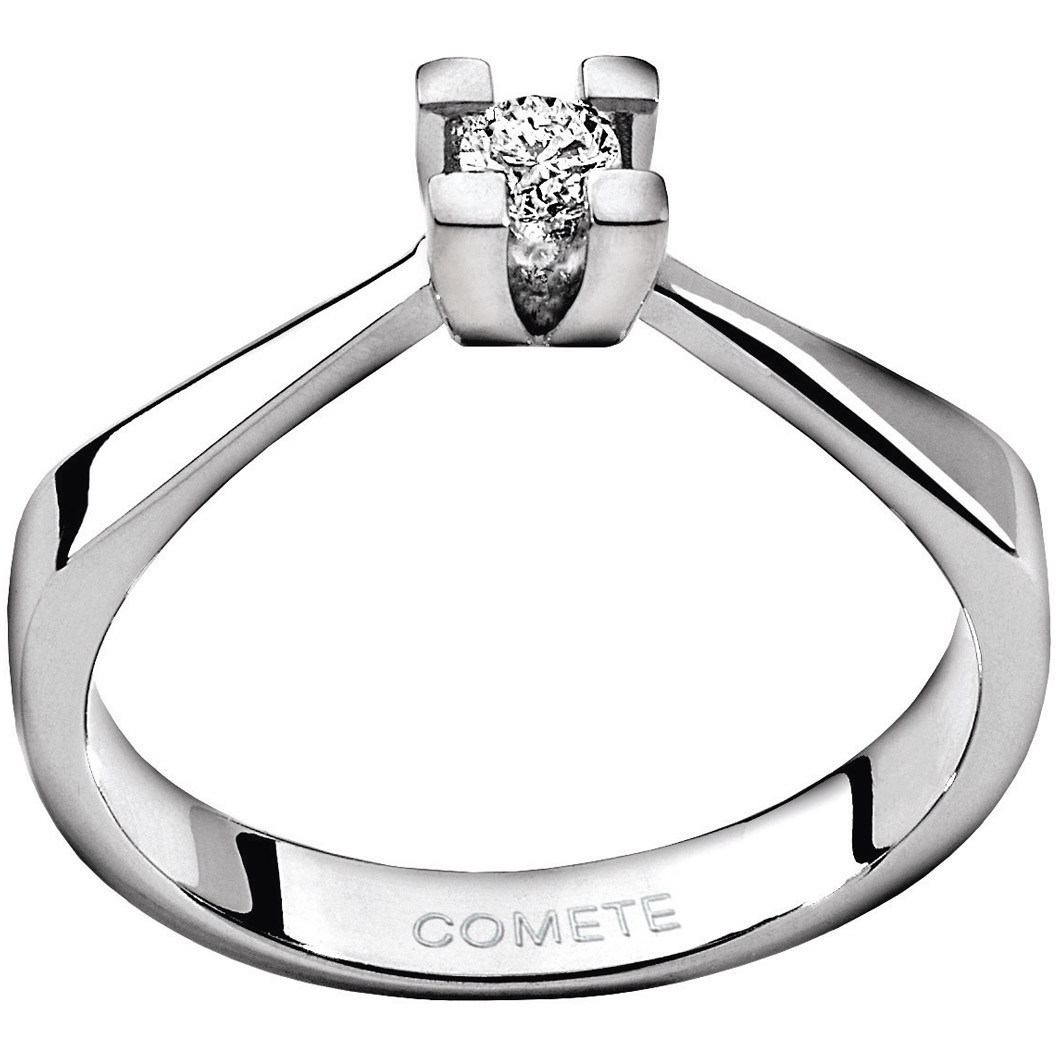 ring woman jewellery Comete Solitario ANB 1585