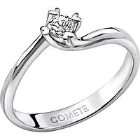 ring woman jewellery Comete Solitario ANB 1587