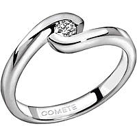 ring woman jewellery Comete Solitario ANB 1589