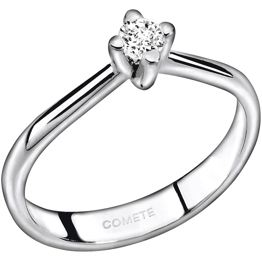 ring woman jewellery Comete Solitario ANB 1594