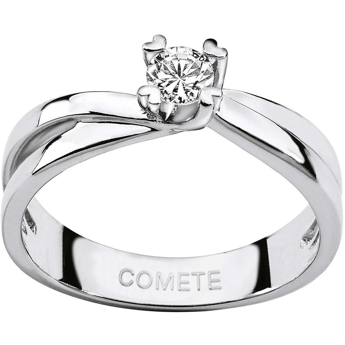 ring woman jewellery Comete Solitario ANB 1597