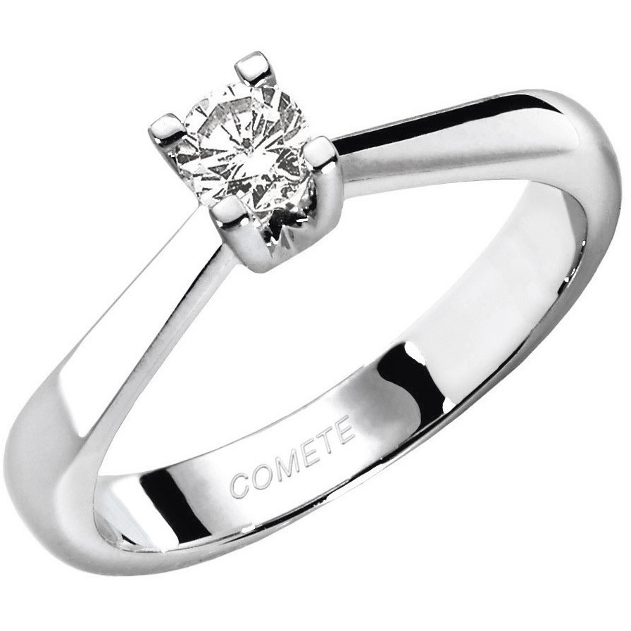 ring woman jewellery Comete Solitario ANB 1601