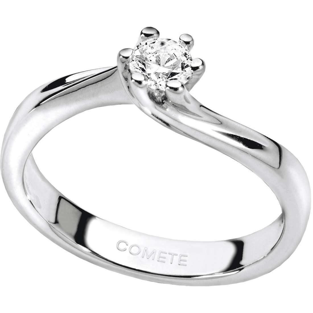 ring woman jewellery Comete Solitario ANB 1609