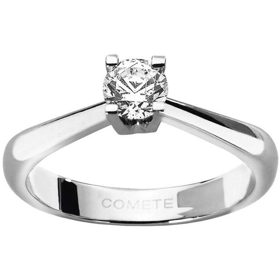 ring woman jewellery Comete Solitario ANB 1614