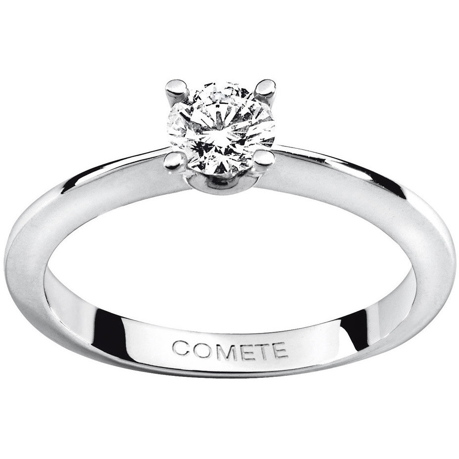 ring woman jewellery Comete Solitario ANB 1618