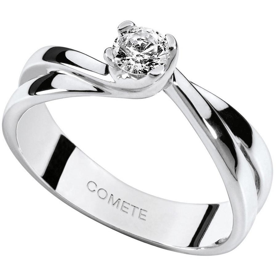 ring woman jewellery Comete Solitario ANB 1620