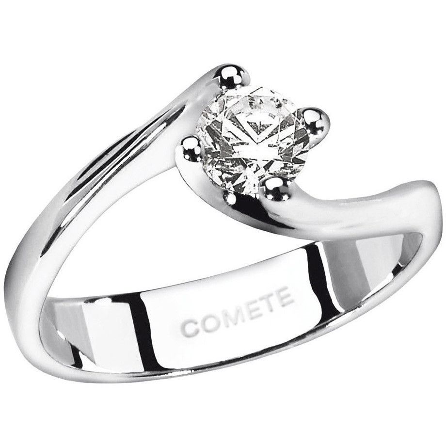 ring woman jewellery Comete Solitario ANB 1624