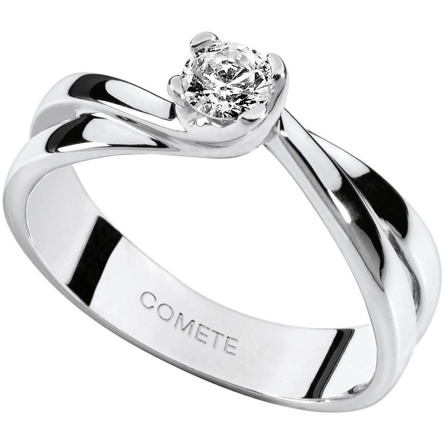 ring woman jewellery Comete Solitario ANB 1627