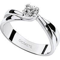 ring woman jewellery Comete Solitario ANB 1627