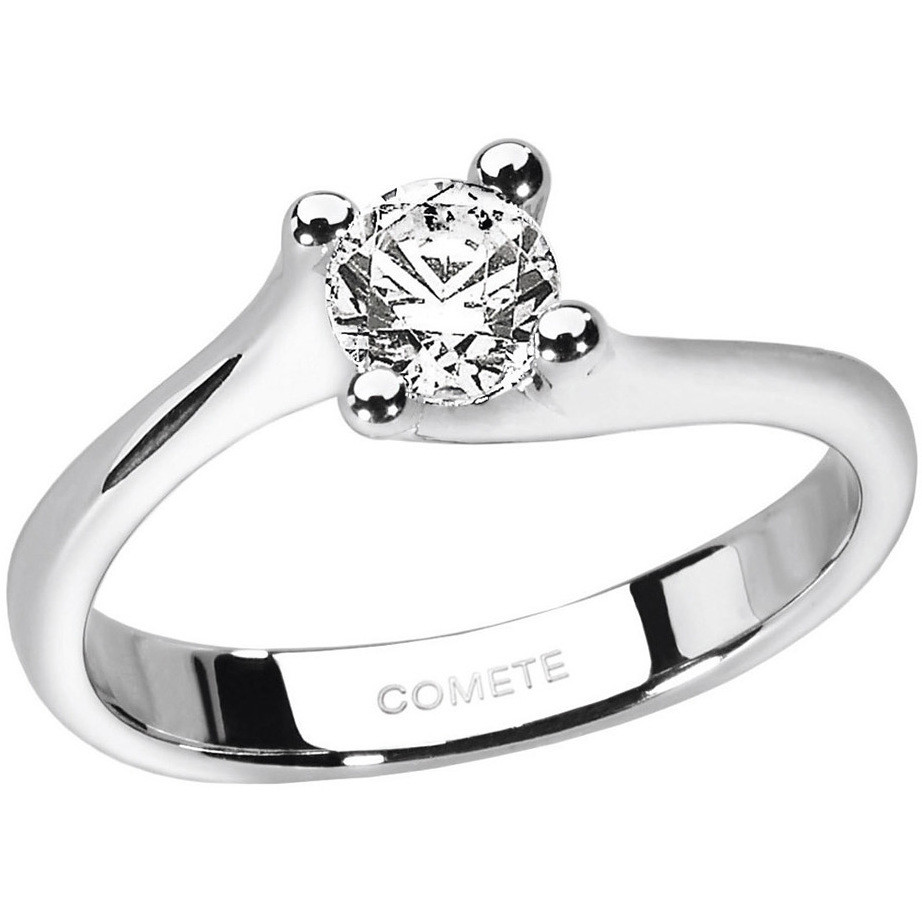 ring woman jewellery Comete Solitario ANB 1628