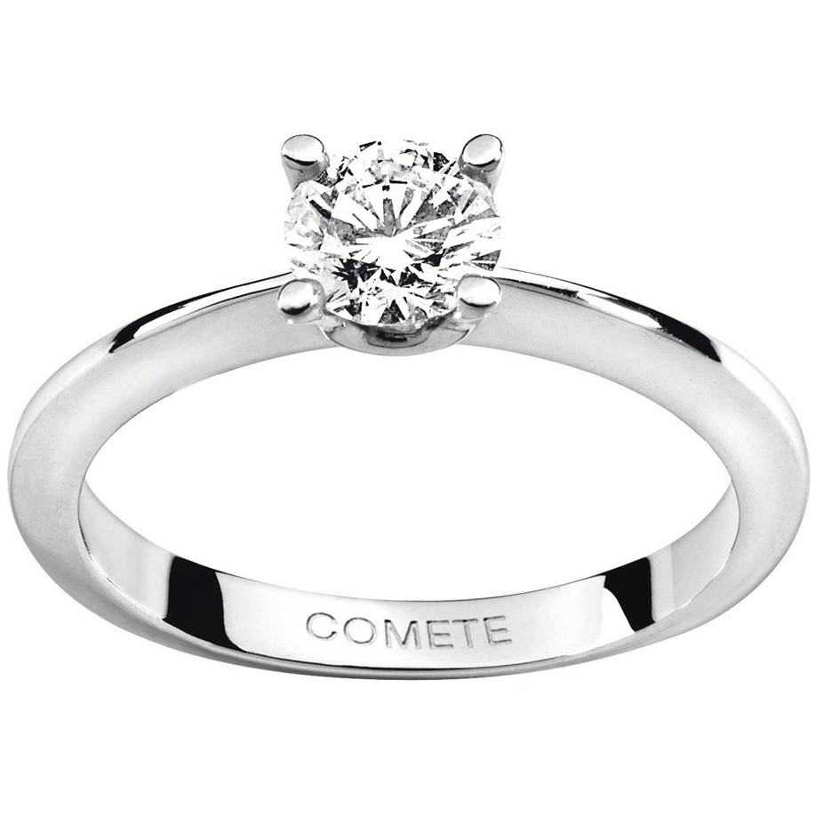 ring woman jewellery Comete Solitario ANB 1634