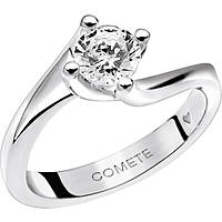 ring woman jewellery Comete Solitario ANB 1635