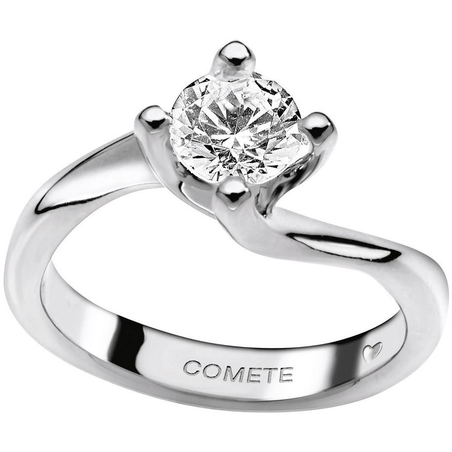 ring woman jewellery Comete Solitario ANB 1637