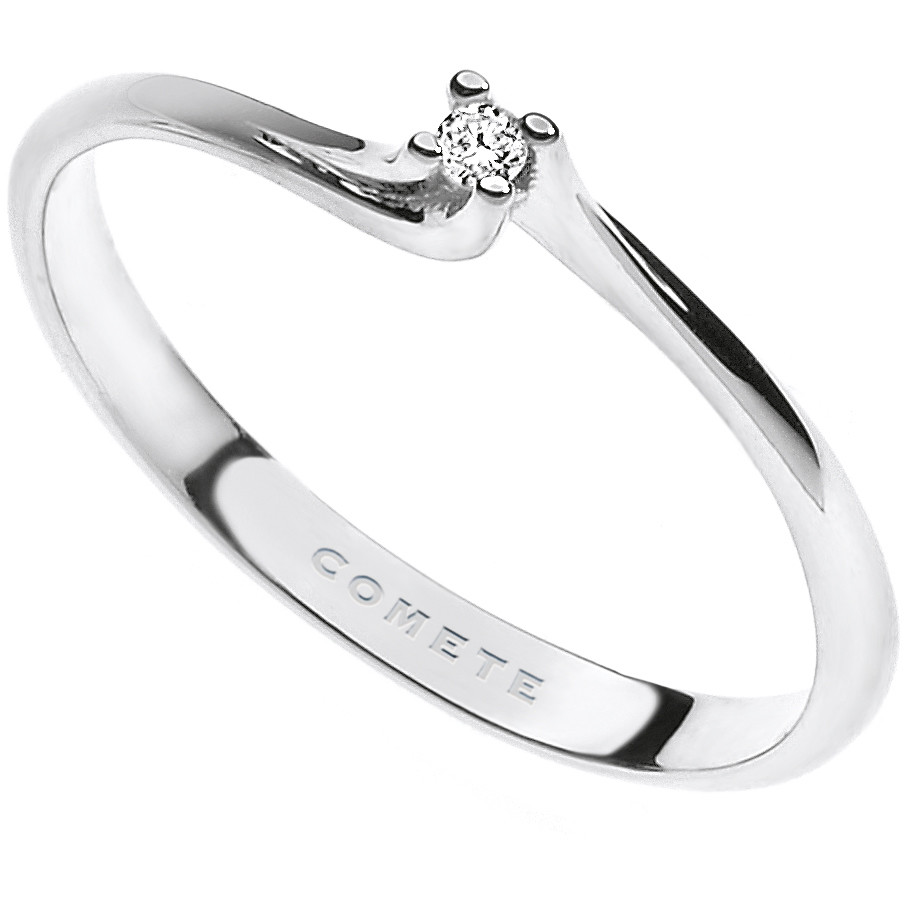 ring woman jewellery Comete Solitario ANB 1667