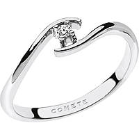 ring woman jewellery Comete Solitario ANB 1668