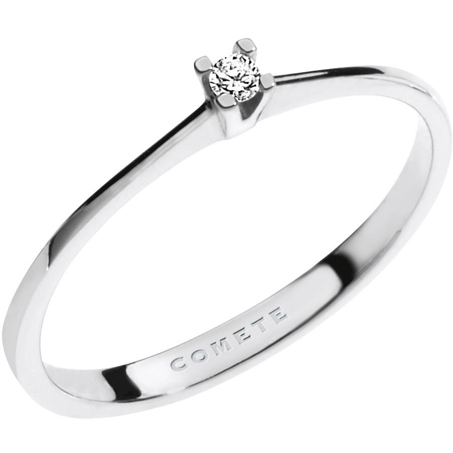 ring woman jewellery Comete Solitario ANB 1671