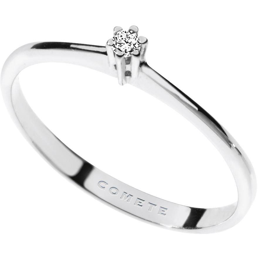 ring woman jewellery Comete Solitario ANB 1672