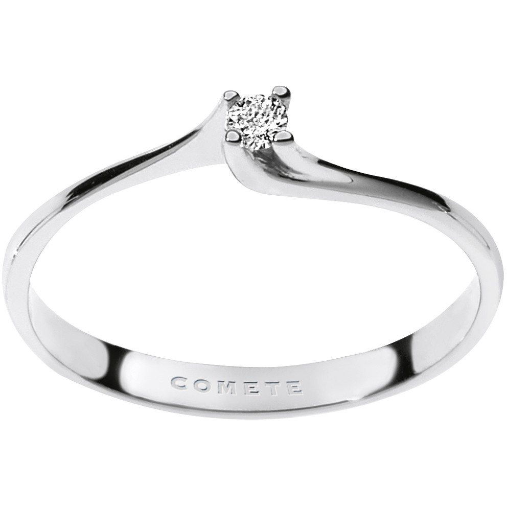 ring woman jewellery Comete Solitario ANB 1678