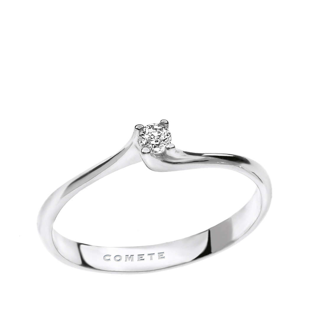 ring woman jewellery Comete Solitario ANB 1682