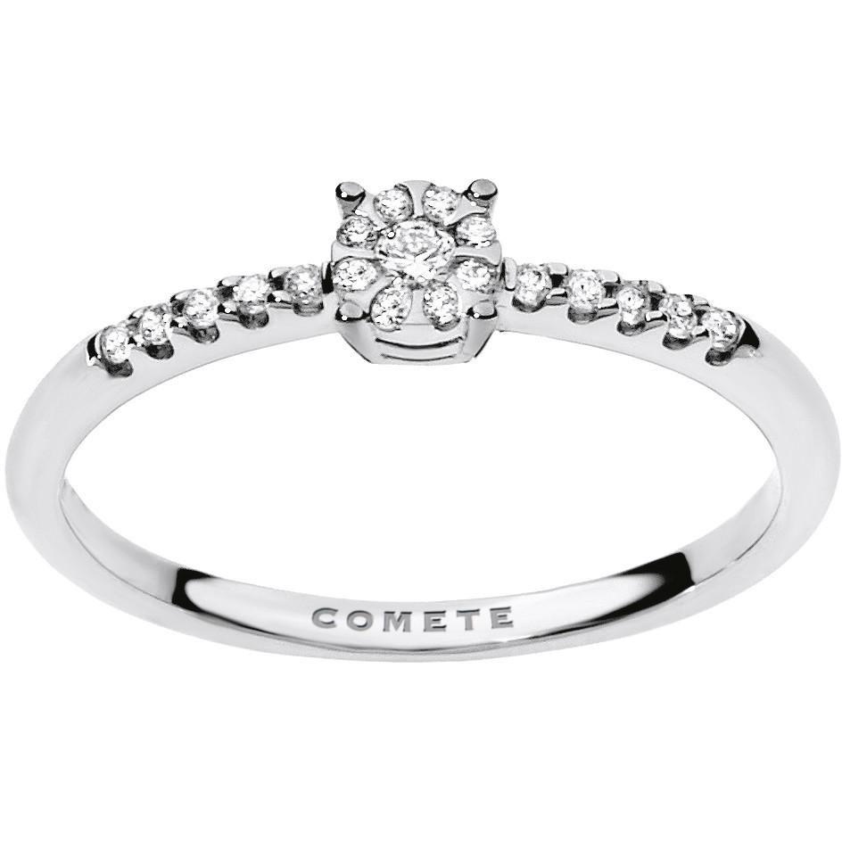 ring woman jewellery Comete Solitario ANB 1729