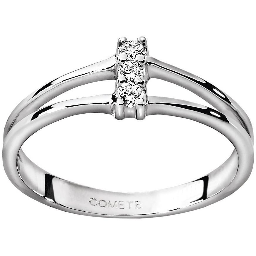ring woman jewellery Comete Solitario ANB 708