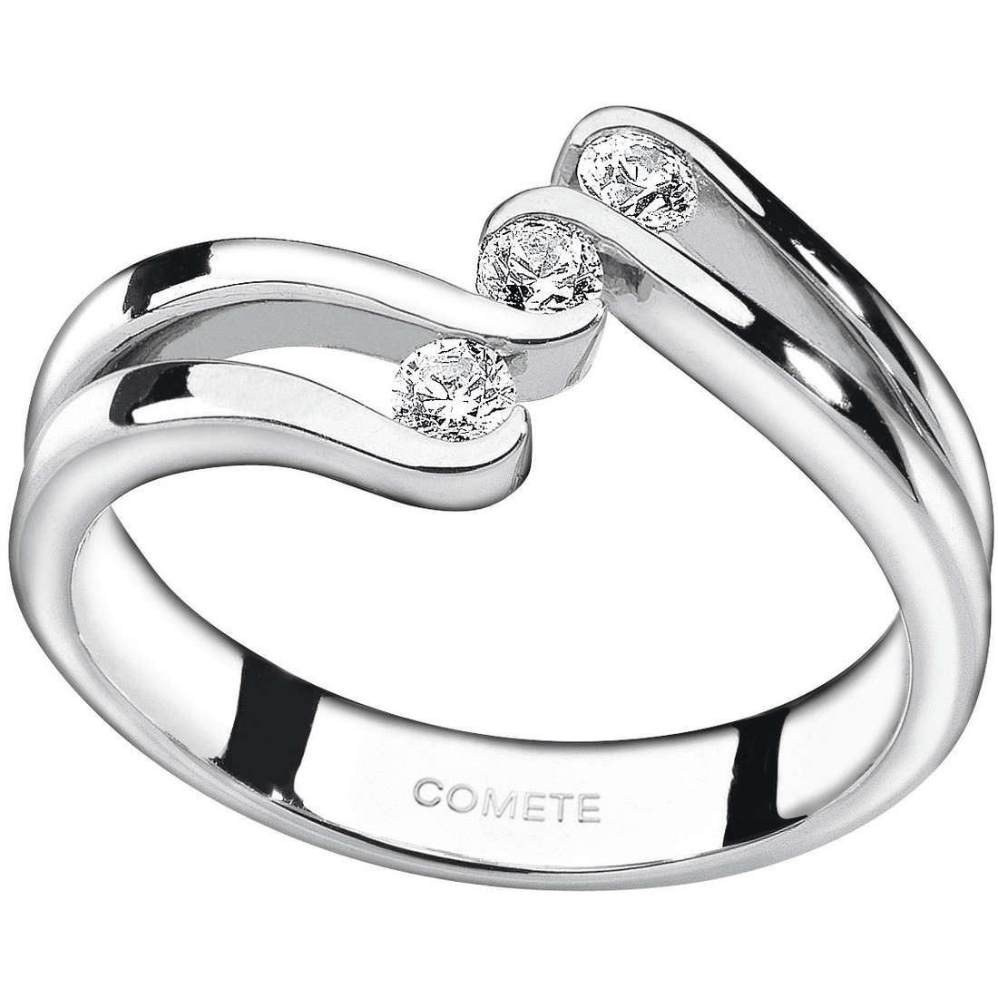 ring woman jewellery Comete Trilogy ANB 1023