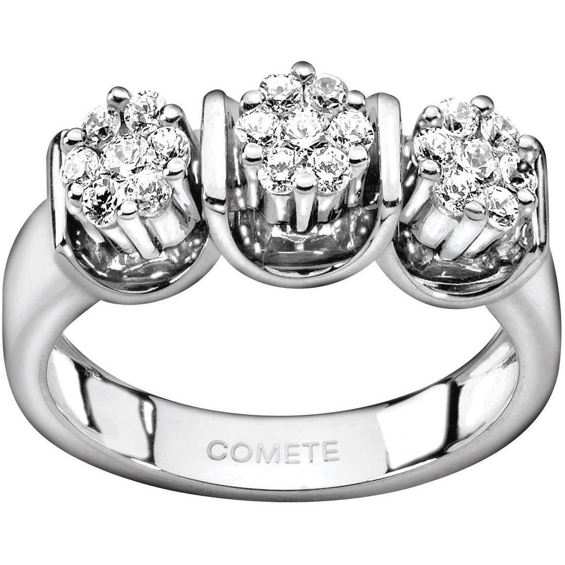 ring woman jewellery Comete Trilogy ANB 1098