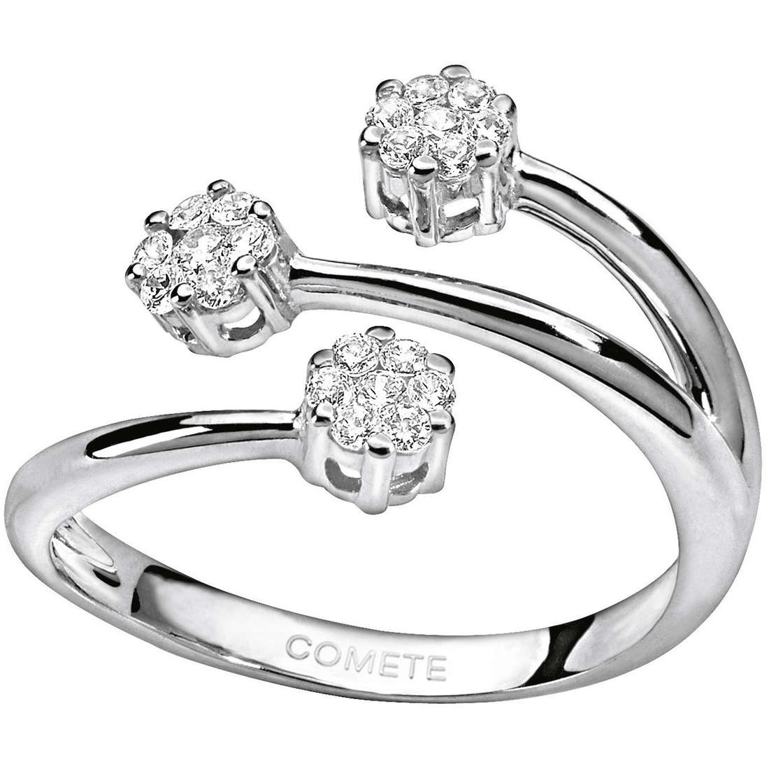 ring woman jewellery Comete Trilogy ANB 1138