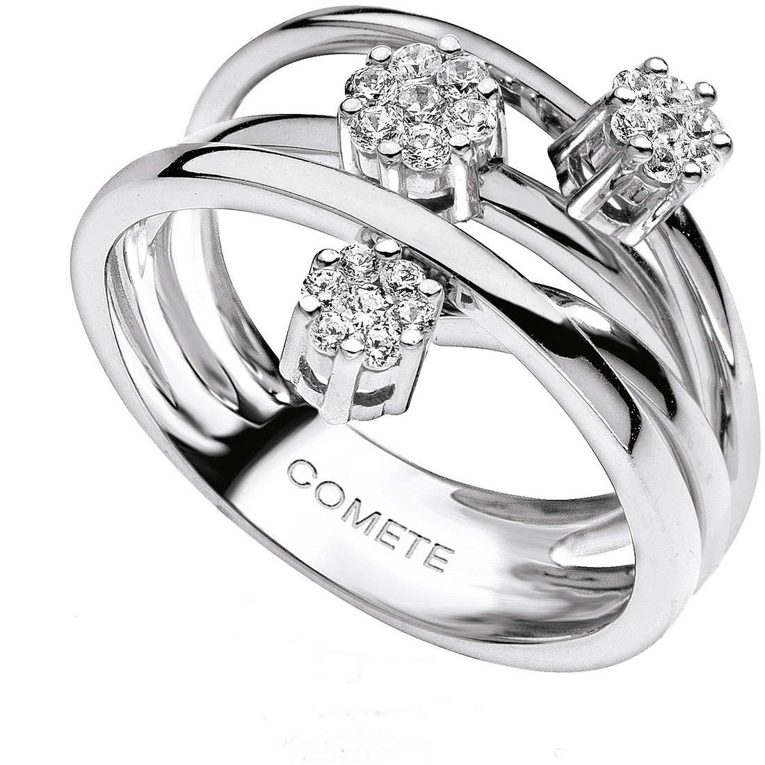 ring woman jewellery Comete Trilogy ANB 1441