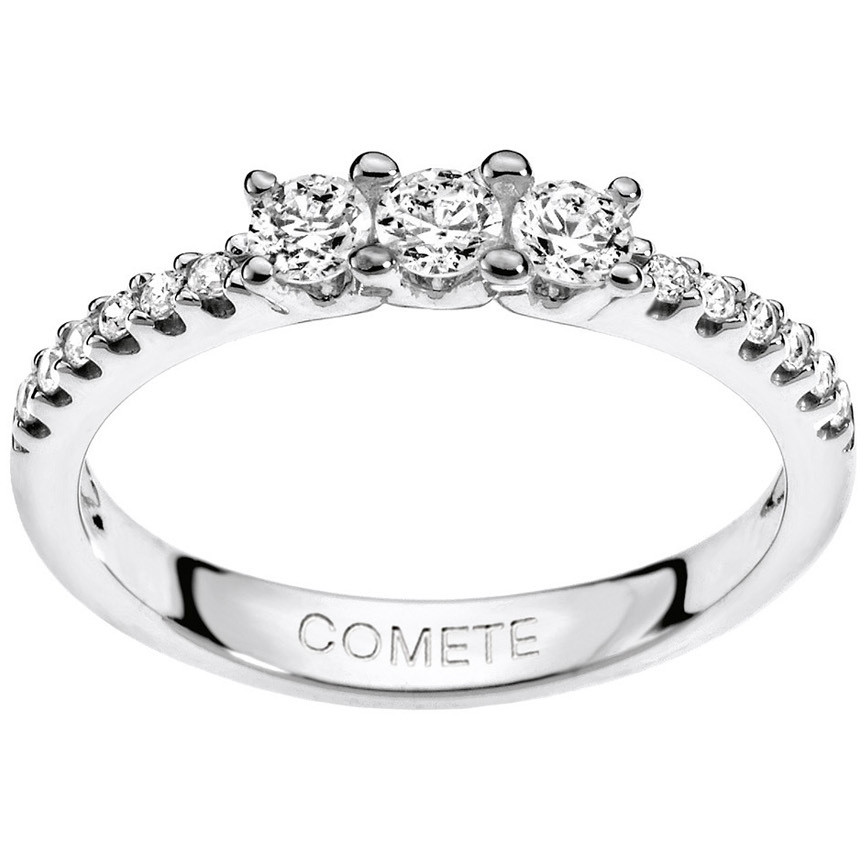 ring woman jewellery Comete Trilogy ANB 1519