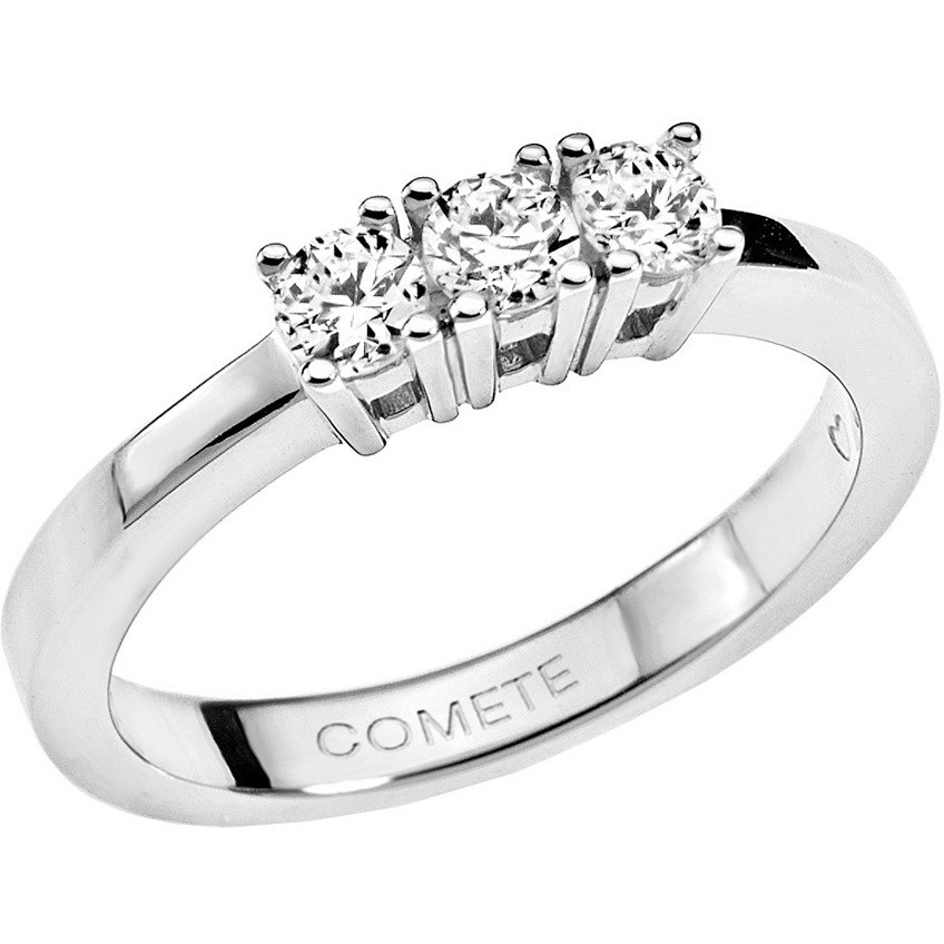ring woman jewellery Comete Trilogy ANB 1524