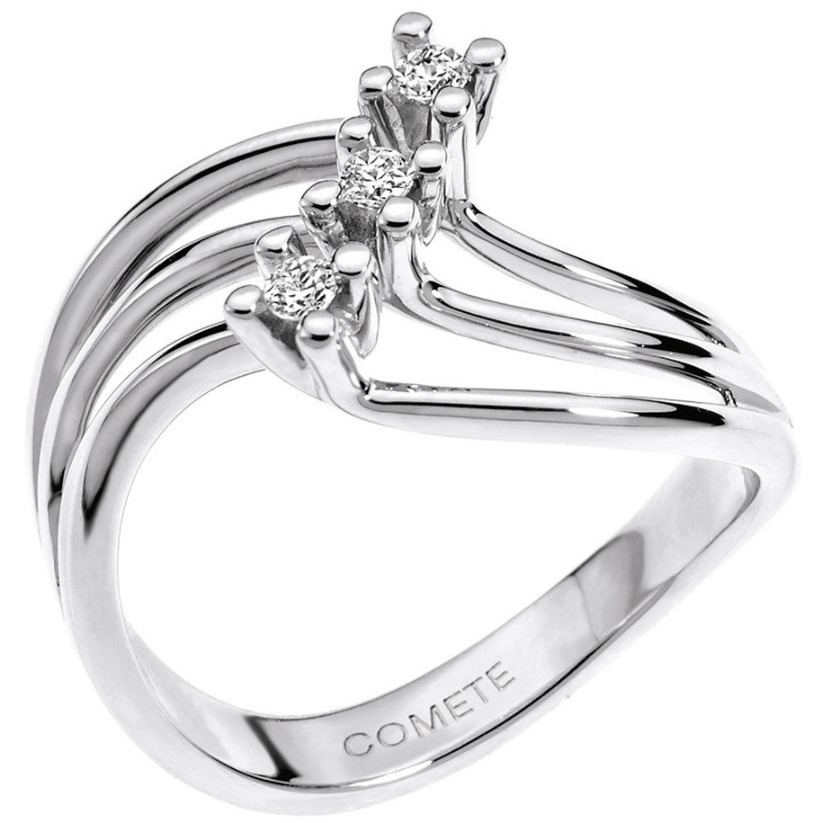 ring woman jewellery Comete Trilogy ANB 1557