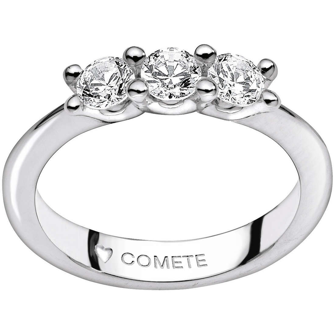 ring woman jewellery Comete Trilogy ANB 1643