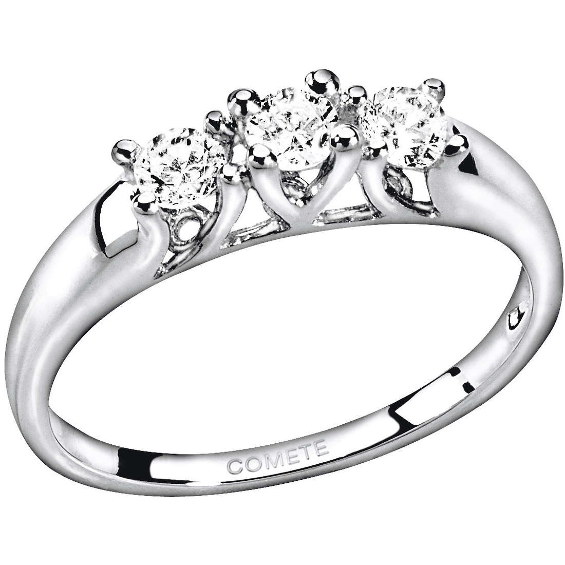 ring woman jewellery Comete Trilogy ANB 1645