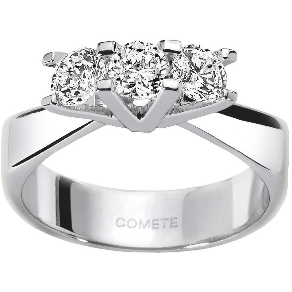 ring woman jewellery Comete Trilogy ANB 1647