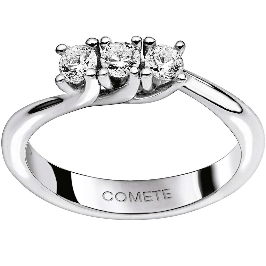 ring woman jewellery Comete Trilogy ANB 1648