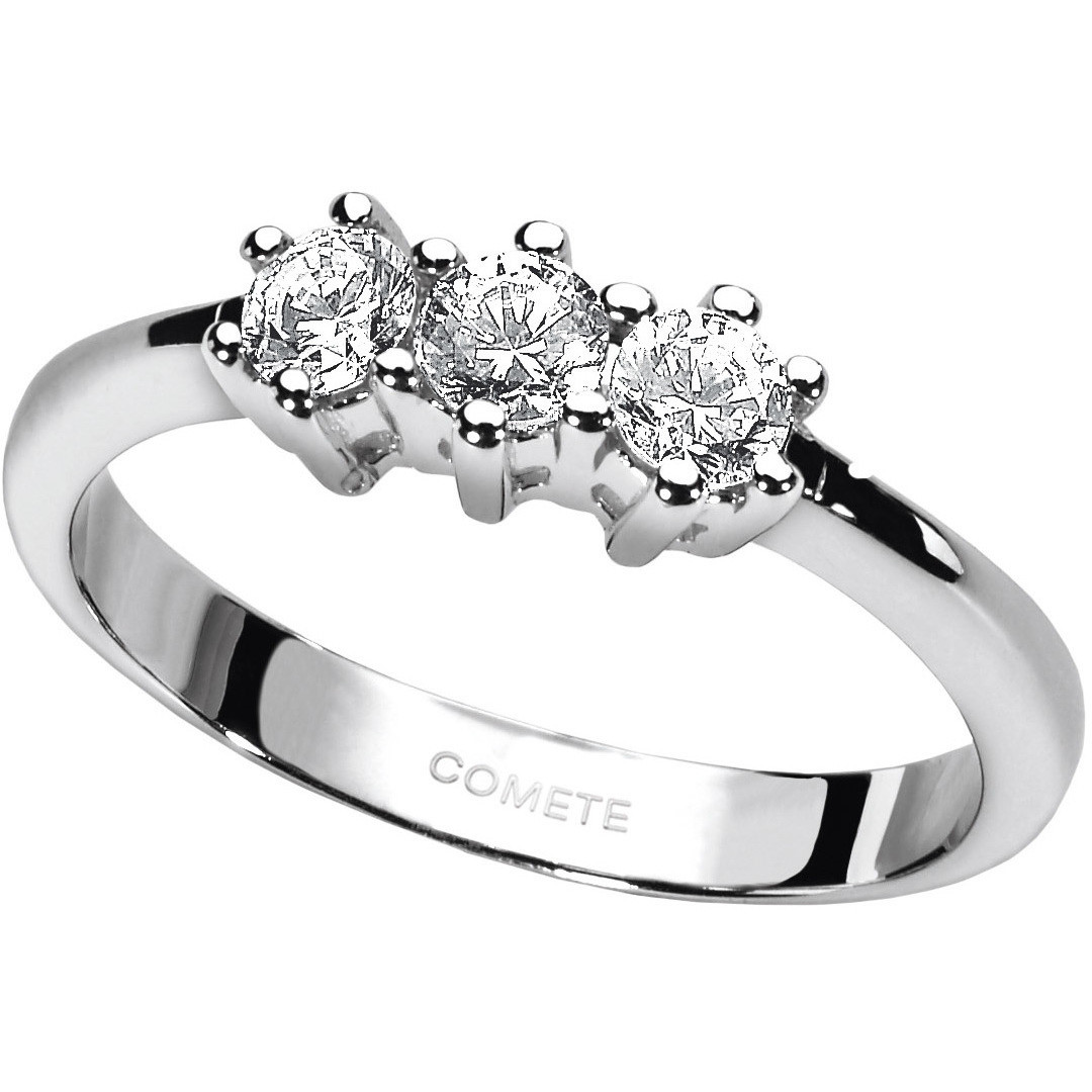 ring woman jewellery Comete Trilogy ANB 1649