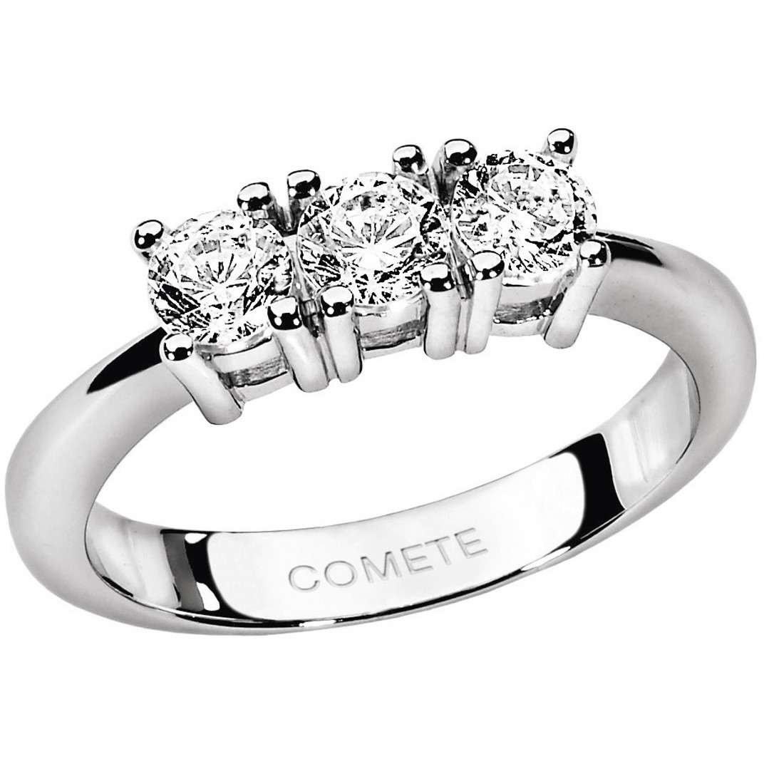 ring woman jewellery Comete Trilogy ANB 1658