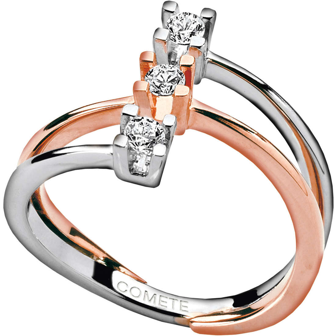 ring woman jewellery Comete Trilogy ANB 873