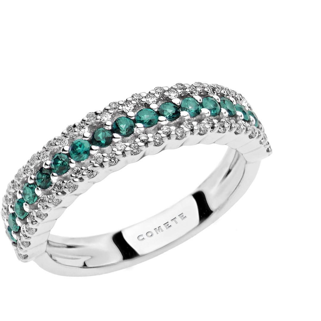 ring woman jewellery Comete Vittoria ANB 1886