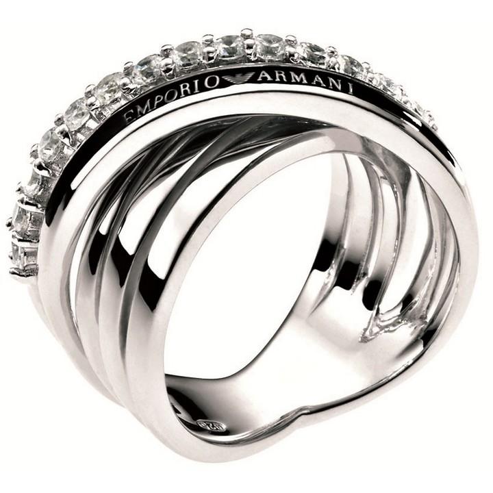 ring woman jewellery Emporio Armani EG2730040505