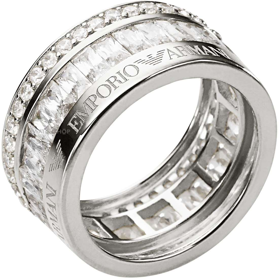 ring woman jewellery Emporio Armani EG3166040503